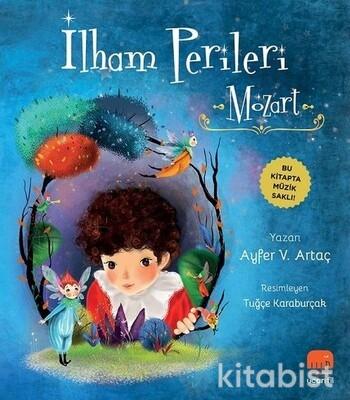 Uçan Fil Yayınları - İlham Perileri: Mozart