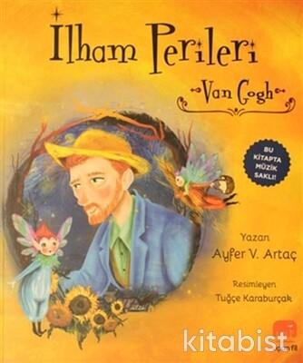 Uçan Fil Yayınları - İlham Perileri - Van Gogh