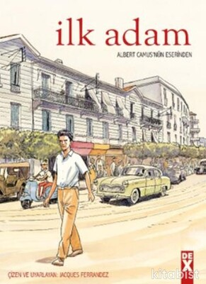 Dex Kitap - İlk Adam