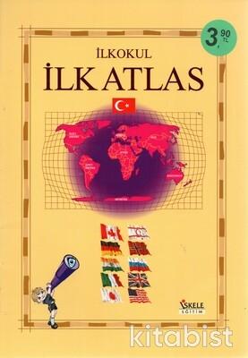 İskele Yayınları - İlk Atlas (İlköğretim)