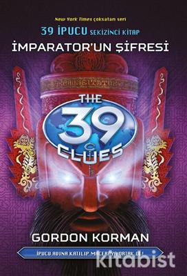 Artemis Yayınları - İmparatorun Şifresi 39 İpucu Sekizinci Kitap