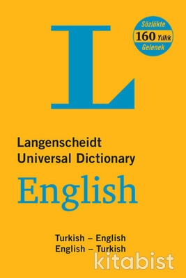 Altın Kitaplar - İngilizce L Sözlük