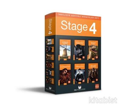 Mk Publications - İngilizce Seviyeli Hikayeler Seti - Stage 4