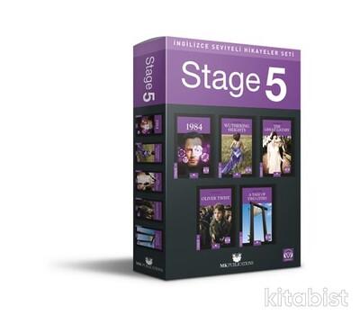 Mk Publications - İngilizce Seviyeli Hikayeler Seti - Stage 5