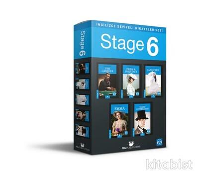 Mk Publications - İngilizce Seviyeli Hikayeler Seti - Stage 6