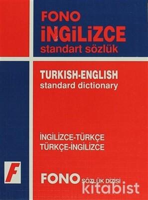 Fono Yayınları - İngilizce Standart Sözlük