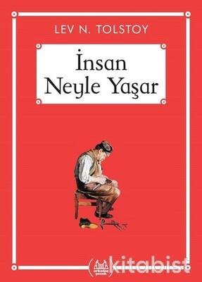 Arkadaş Yayınları - İnsan Neyle Yaşar - Midi Boy