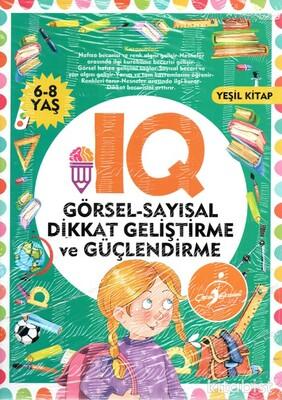 Çocuk Gezegeni - IQ Görsel-Sayısal Dikkat Geliştirme Seti 6/8 Yaş 5 Kitap