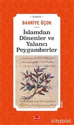 Kırmızı Kedi Yayınları - İslamdan Dönenler ve Yalancı Peygamberler