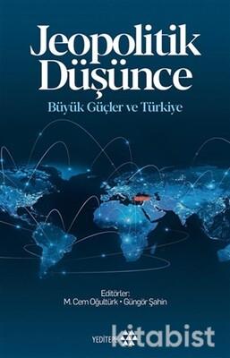 Yeditepe Yayınları - Jeopolitik Düşünce Büyük Göçler Ve Türkiye