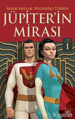 İthaki Yayınları - Jüpiter'in Mirası Cilt 1