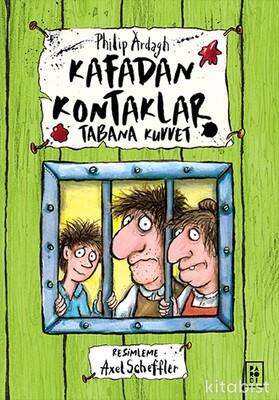 Parodi Yayınları - Kafadan Kontaklar 3 - Tabana Kuvvet