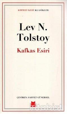 Kırmızı Kedi Yayınları - Kafkas Esiri