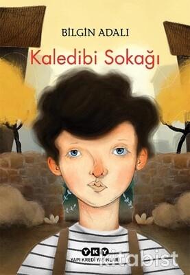 Yapıkredi Yayınları - Kaledibi Sokağı