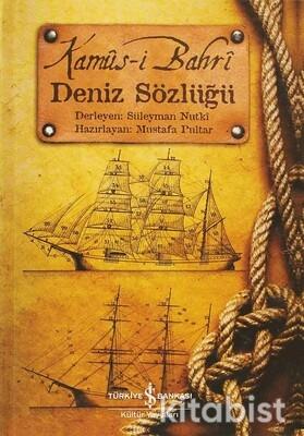 Kamus-İ Bahri Deniz Sözlüğü