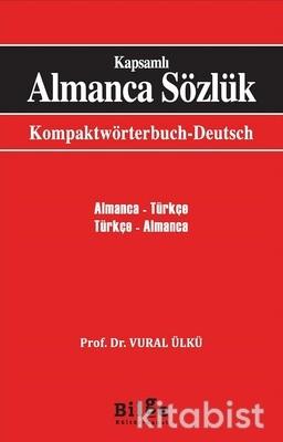 Bilge Kültür Yayınları - Kapsamlı Almanca Sözlük