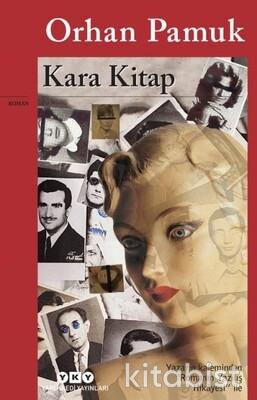 Yapıkredi Yayınları - Kara Kitap