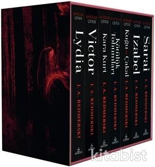 Ephesus Yayınları - Katiller Çetesi Seti - Karton Kapak (7 Kitap)