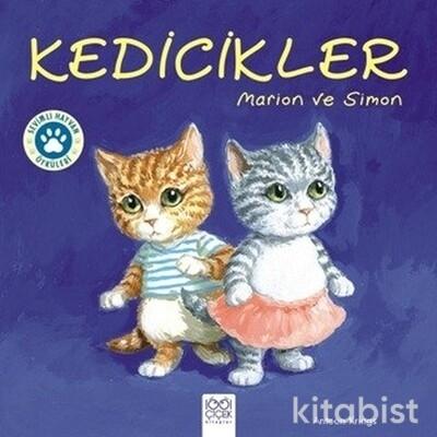 1001 Çiçek Yayınları - Kedicikler Marion ve Simon