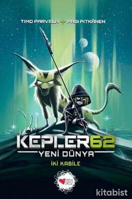 Can Çocuk Yayınları - Kepler 62 - Yeni Dünya - İki Kabile