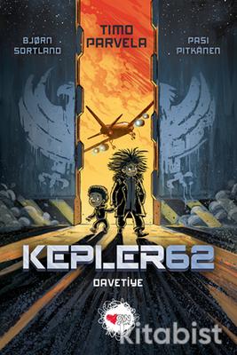 Can Çocuk Yayınları - Kepler62 Davetiye
