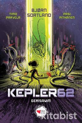 Can Çocuk Yayınları - Kepler62 Gerisayım