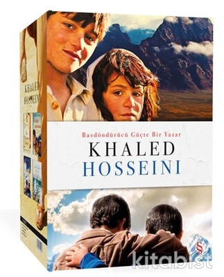 Khaled Hosseını(Kutulu Set)