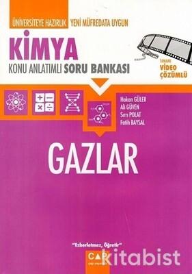 Çap Yayınları - Kimya - Gazlar Konu Anlatımlı Soru Bankası