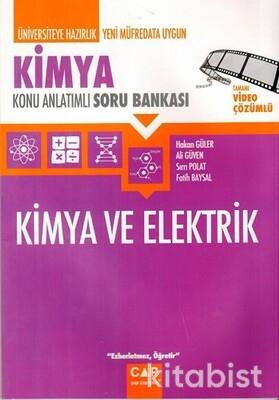 Çap Yayınları - Kimya - Kimya ve Elektrik Konu Anlatımlı Soru Bankası