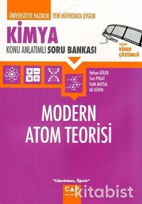 Çap Yayınları - Kimya - Modern Atom Teorisi Konu Anlatımlı Soru Bankası