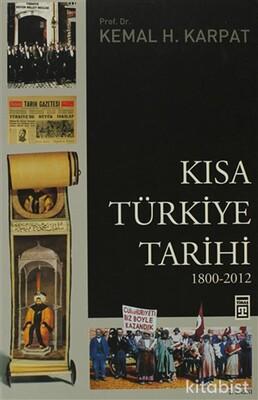 Timaş Yayınları - Kısa Türkiye Tarihi