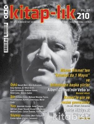 Yapıkredi Yayınları - Kitap-lık 210