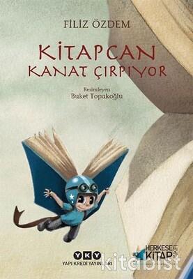 Yapıkredi Yayınları - Kitapcan Kanat Çırpıyor