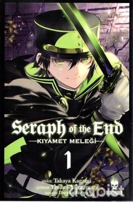 Kurukafa Yayınları - Kıyamet Meleği Seraph Of The End