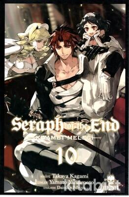 Kurukafa Yayınları - Kıyamet Meleği Seraph Of The End Cilt 10