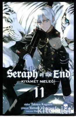 Kurukafa Yayınları - Kıyamet Meleği-Seraph Of The End Cilt 11