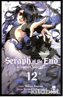 Kurukafa Yayınları - Kıyamet Meleği-Seraph of the End Cilt 12 - Takaya