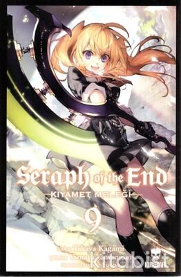 Kurukafa Yayınları - Kıyamet Meleği-Seraph Of The End Cilt 9