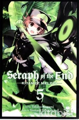 Kurukafa Yayınları - Kıyamet Meleği Seraph Of The End Cilt5