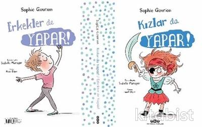 Yapıkredi Yayınları - Kızlar da Yapar!Erkekler de Yapar!