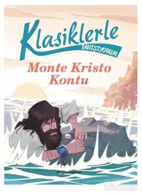 Doğan Egmont Yayınları - Klasiklerle Tanışıyorum Monte Kristo Kontu