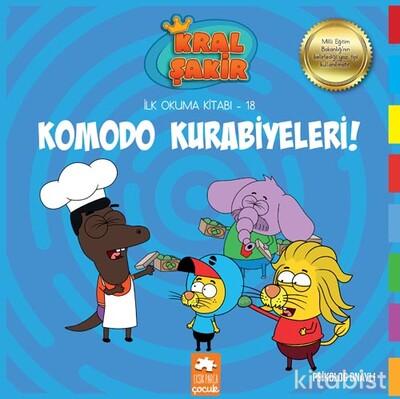 Eksik Parça Çocuk - Komodo Kurabiyeleri! - Kral Şakir İlk Okuma 18