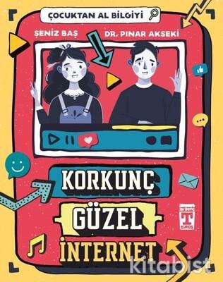 Genç Timaş - Korkunç Güzel İnternet - Çocuktan Al Bilgiyi