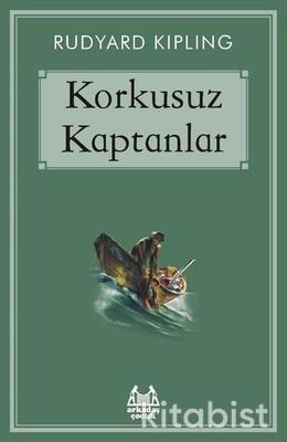 Arkadaş Yayınları - Korkusuz Kaptanlar
