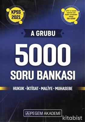 KPSS 2021 A Grubu 5000 Soru Bankası