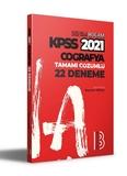 Benim Hocam Yayınları - KPSS 2021 Coğrafya Tamamı Çözümlü 22'li Deneme Sınavı