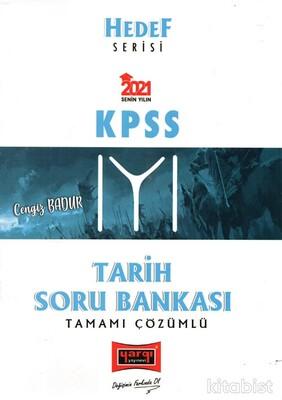Yargı Yayınları - KPSS 2021 Hedef Serisi Tarih Soru Bankası