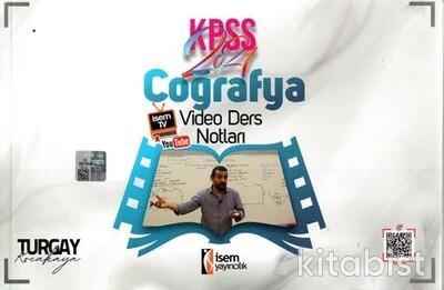 İsem Yayıncılık - KPSS Coğrafya Video Ders Notları