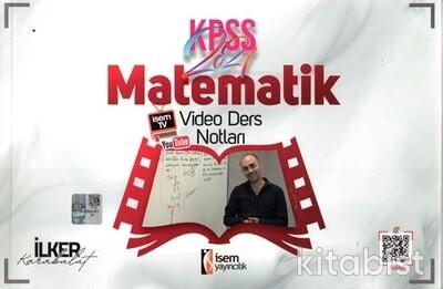 İsem Yayıncılık - KPSS Matematik Video Ders Notları
