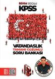 Benim Hocam Yayınları - KPSS Vatandaşlık Tamamı Çözümlü Soru Bankası